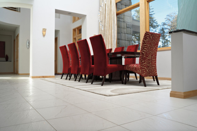 What makes interlock tiles the best choice for indoor tiling?
